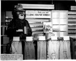 1958 Smokey Sorting Mail