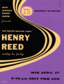 Henry Reed 4-27-1966