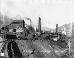 Exterior of Copper Queen Smelter