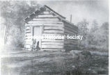 The Jim Thompson cabin, early 1880s