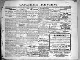 Cochise review and Arizona daily orb, 1900-05-10
