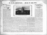 Cochise review, 1901-03-09
