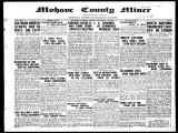 Mohave County miner and our mineral wealth, 1922-11-17