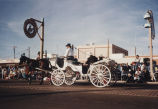 Scene from the 1996 Parada del Sol Parade in Scottsdale.