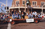 Parada del Sol Parade 1996 Scottsdale City Council Horsewagon