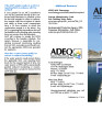 ADEQ Arizona Department of Environmental Quality : monitoring assistance program (MAP) FAQs