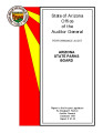Performance audit, Arizona State Parks Board