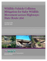 Wildlife-vehicle collision mitigation for safer wildlife movement across highways : State Route 260
