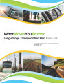 What moves you Arizona : transportation plan for 2035 : Arizona's long-range transportation plan