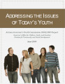 Addressing the issues  of today's youth: Arizona Governor's Youth Commission 2008/2009 report