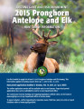Arizona pronghorn antelope and elk hunt draw information 2015