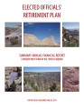 Comprehensive annual financial report / Elected Officials' Retirement Plan FY 2014 Summary