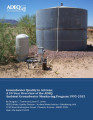 Groundwater quality in Arizona : a 20-year overview of the ADEQ ambient monitoring program...