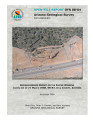 Reconnaissance report on the Easter weekend landslide of 21 March 2008, SR-87, Gila County, Arizona
