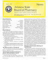 Arizona State Board of Pharmacy News