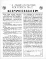 AIFT Alumni Bulletin, September 1951