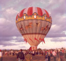 Carousel balloon
