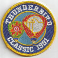 1991  Thunderbird Classic Patch
