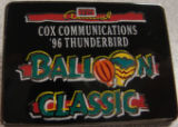 1996 Balloon Race pin