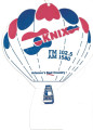 1989 Thunderbird Classic Balloon Race ticket