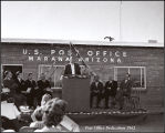 Post Office Dedication