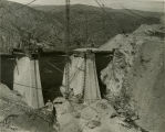 Coolidge Dam construction