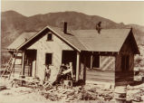 Construction of Ranger Station