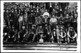 United Verde Copper Company Employees, Jerome, Arizona, 1895.