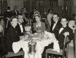 Arizona Biltmore Hotel Guests at Formal Party