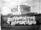 First Group of Ordained Workers Doing Service in the Arizona Temple
