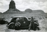 John and Ben Wetherill at Monument Valley