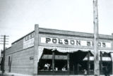 The New Polson Bros. Store