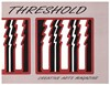 Threshold: creative arts magazine; 1991